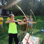 Sportovně zážitkový kurz – prima a 1. ročník