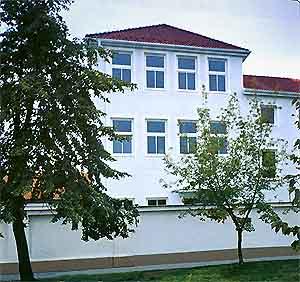 A takhle vypadá budova ČRG dnes.