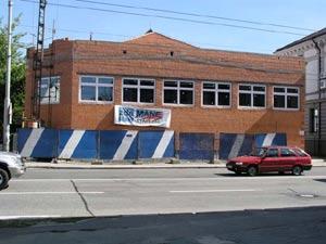 Stavba opět proběhla v rekordním termínu.